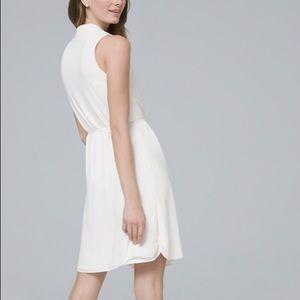 WHBM | Tassel-Belted Shift Dress